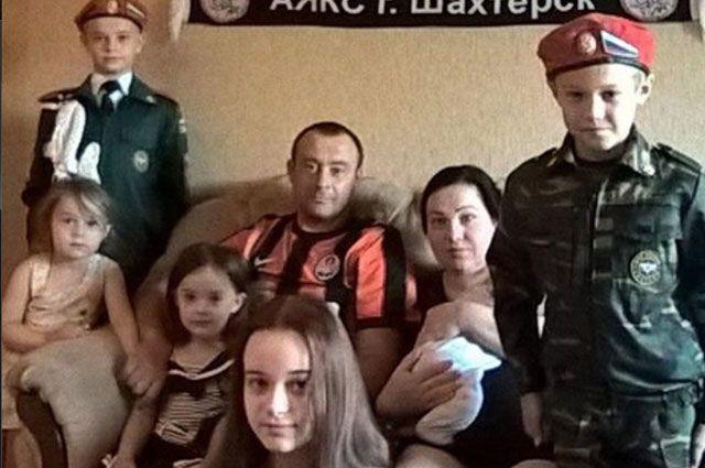 Семью Савченко уважают за трудолюбие и оптимизм.