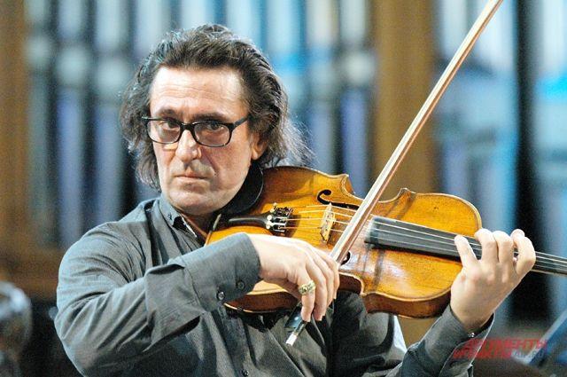 «Я почти всегда в своих записях нахожу что-то, что можно было бы ещё лучше сделать», – говорит Башмет.