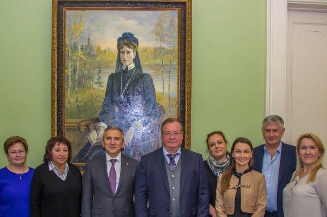 Тюменская область подписала соглашение с Российским книжным союзом
