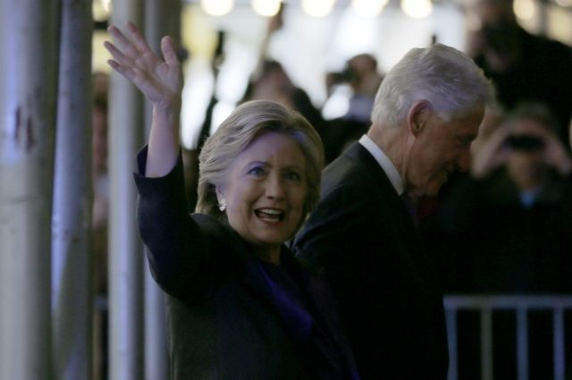 СМИ: у дома Билла и Хиллари Клинтон найдена бомба - Real estate
