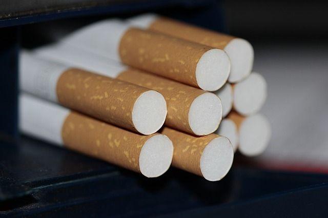 табачные изделия ввозимые в рф