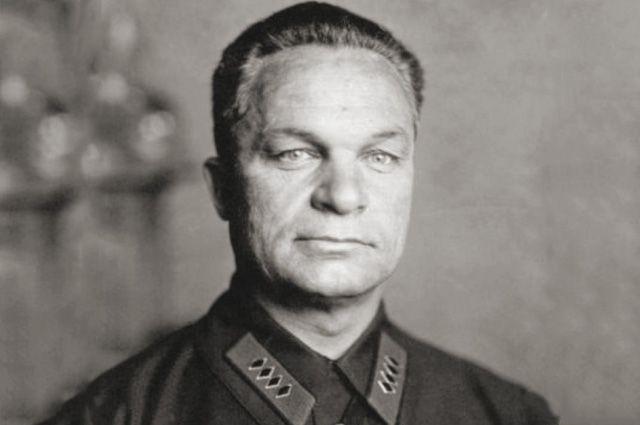 Портрет члена ЦИКа СССР, маршала СССР А.И.Егорова. 1930 год