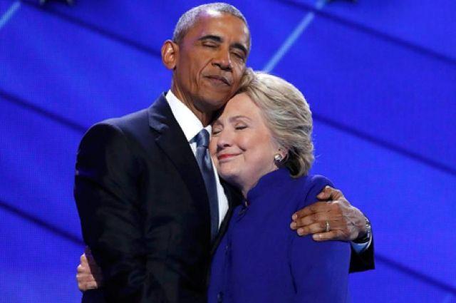 «Взрывное» дело: Обаме и Клинтон подбросили взрывное устройство - СМИ