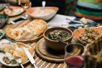 В Тюмени на благотворительном ужине подавали хачапури по-менгрельски
