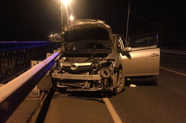 ДТП со смертельным исходом произошло в Удмуртии на трассе Ижевск-Аэропорт.