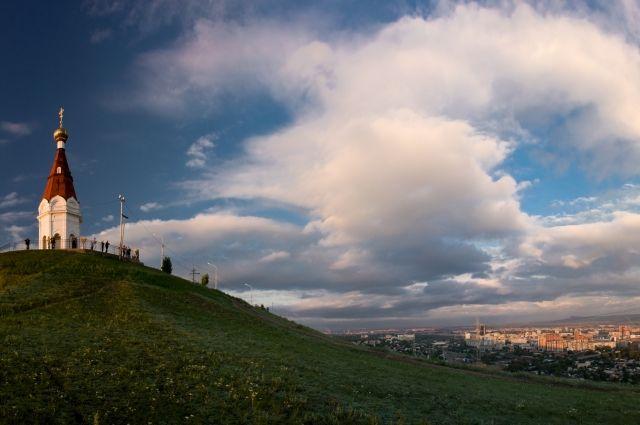 За один год в Красноярске реализовали 4-летнюю программу по развитию города. За один год в Красноярске реализовали 4-летнюю программу по развитию города.