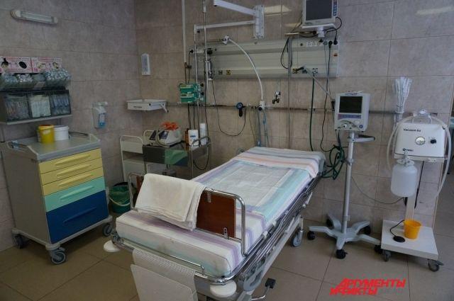 Жительницу Кизела привезут в пермскую больницу 29 октября.