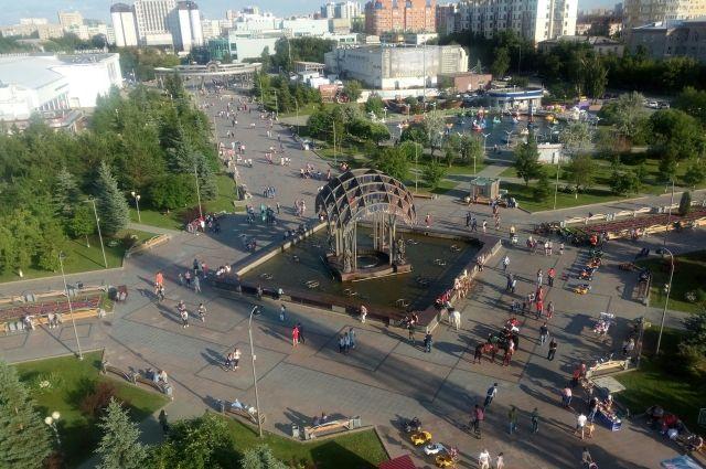 Тюменцы снимут документальный фильм об истории города