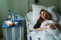 Светлана Лобода после операции обратилась к поклонникам из палаты