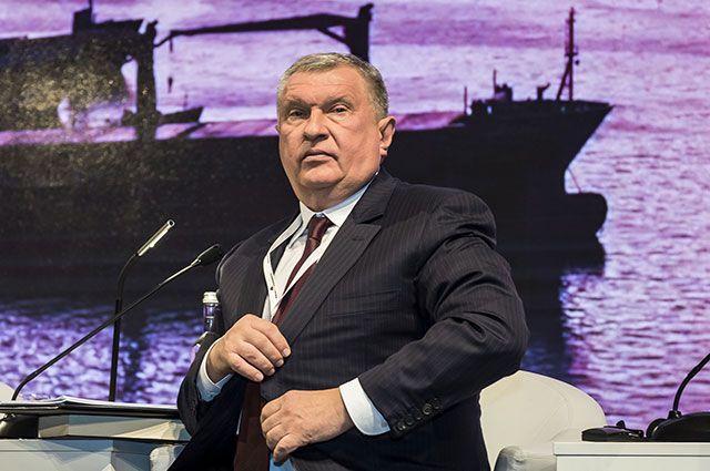 Глава «Роснефти» о санкциях Запада: «Это казначейские войны»
