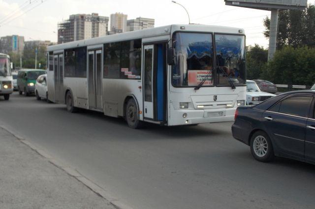 Автобусы до Новомарусино будут ходить быстрее.
