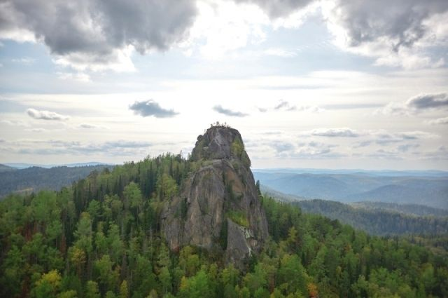 В декабре сибирские леса получат законную защиту.