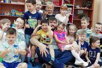 Иван завоевал любовь и доверие воспитанников.