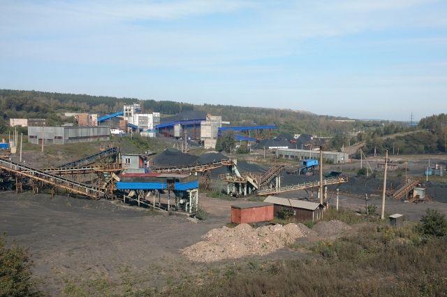 Сотни гектаров заняты в Кузбассе угольными отвалами.