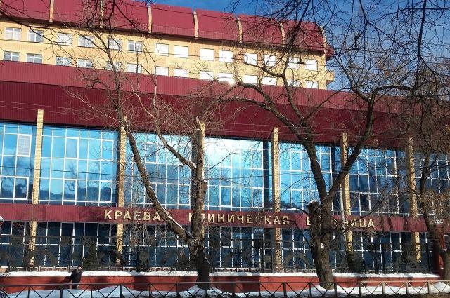 Операцию пациенту сделали в Пермской краевой клинической больнице.