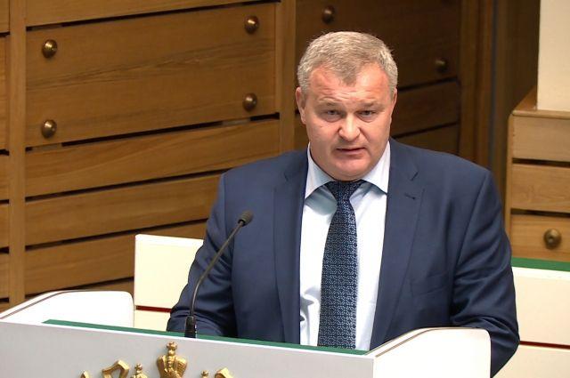 Ранее Вячеслав Телегин являлся главой Ленинска-Кузнецкого до мая, после чего был назначен замгубернатора по ЖКХ и дорожному комплексу.