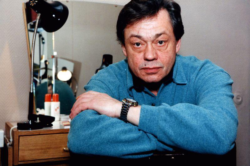 Николай Караченцов в 2005 году.