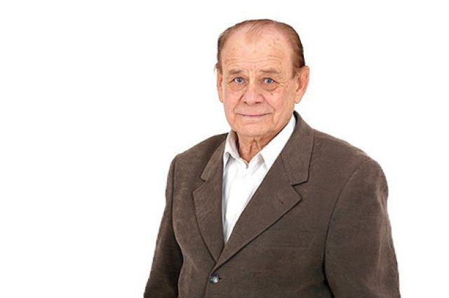 Народный артист России Георгий Обухов