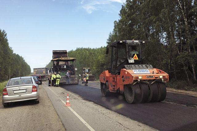 Сезон ремонта дорог уже окончен.
