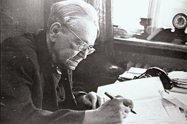 Самуил Маршак.