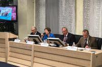 В Тюмени прошла презентация книги, посвященной 100-летию комсомола