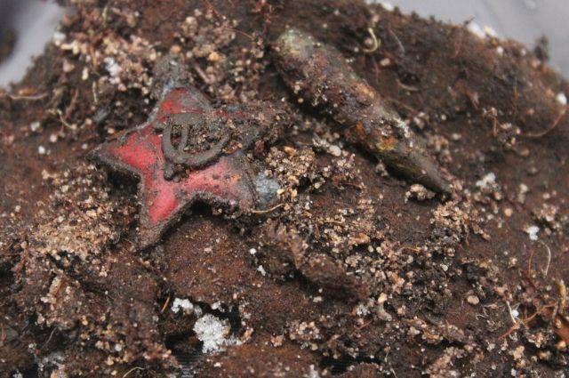 Тюменские поисковики подняли останки 264 солдат Красной Армии