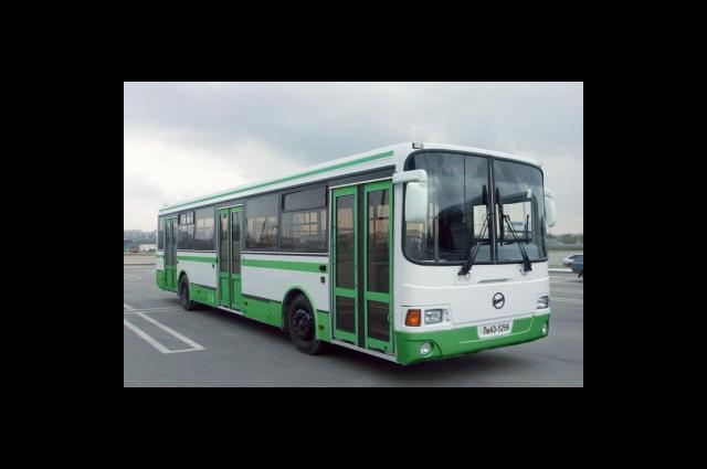 В Лабытнанги городские автобусы вновь вышли на маршруты