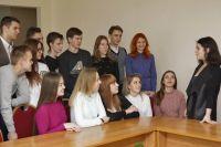 В Тюмени студотряды проходят обучение