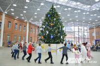 Десять школьников Нового Уренгоя поедут на Кремлевскую елку