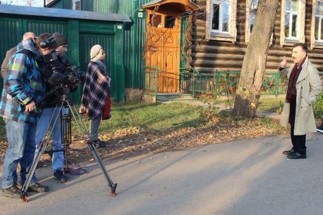 В Удмуртии записали интервью с ветеранами МВД.