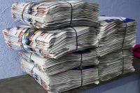 В Тюмени учащиеся гимназии №1 собрали почти 4,5 тонн макулатуры