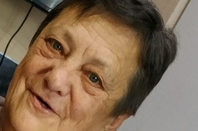 Тюменка разыскивает свою мать: женщина страдает деменцией