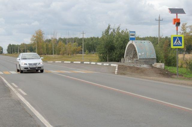 В Тюменском районе за 2018 год отремонтировали 58 км автодорог