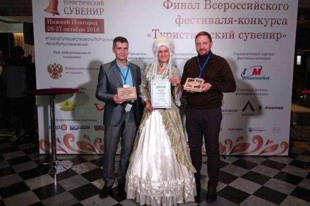 Смоляне, возродившие смоленские конфекты, представили гастрономический сувенир на всероссийском конкурсе.
