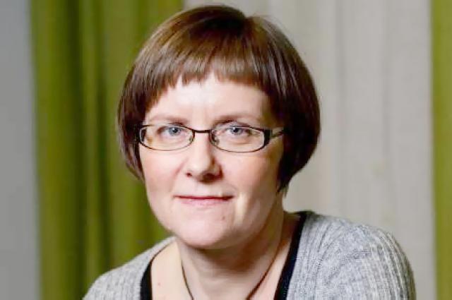С тюменскими читателями встретится писательница Катарина Киери из Швеции