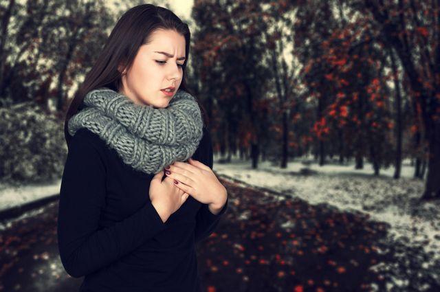 Правда ли, что зимой риск инфаркта выше?