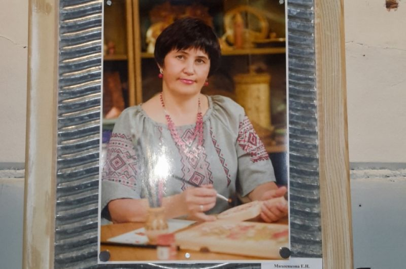 Елена Михеенкова.