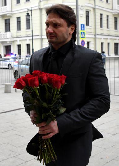 Народный артист РФ, директор Большого Московского государственного цирка Эдгард Запашный.