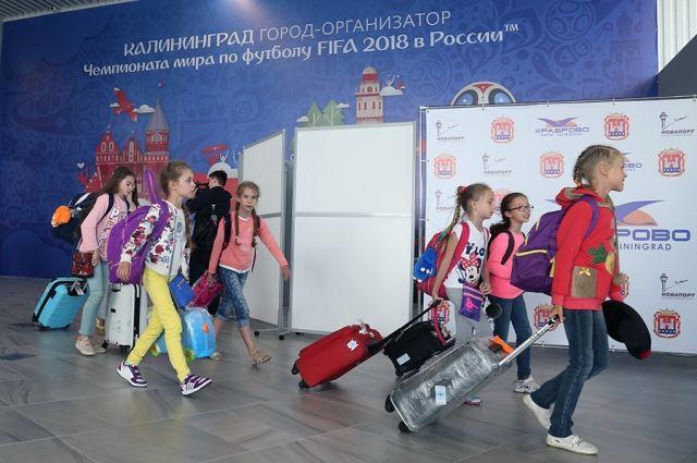 Калининградский аэропорт перешел на осенне-зимнее расписание полетов.