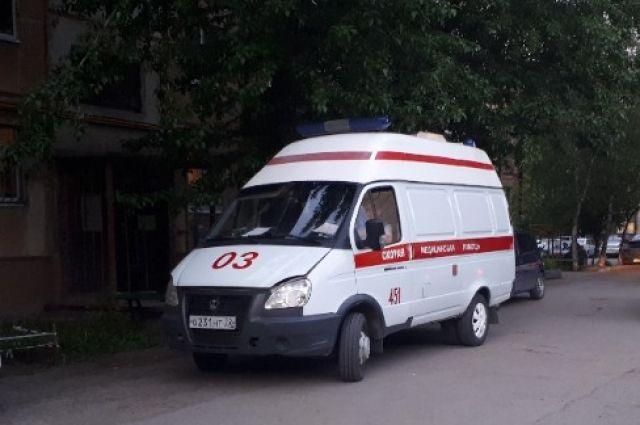В Тюмени скончался водитель, спровоцировавший столкновение с автобусом