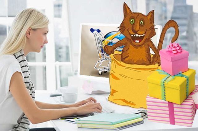 На что обратить внимание, чтобы не купить в интернете кота в мешке?