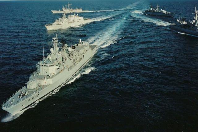 Украина создала в Азовском море группировку флота, - Турчинов