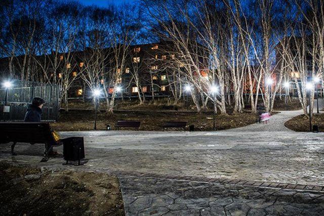 Сквер был включен в перечень объектов на восстановление благодаря активности жителей.