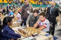 Чемпионат мира ФИДЕ по шахматам в Ханты-Мансийске