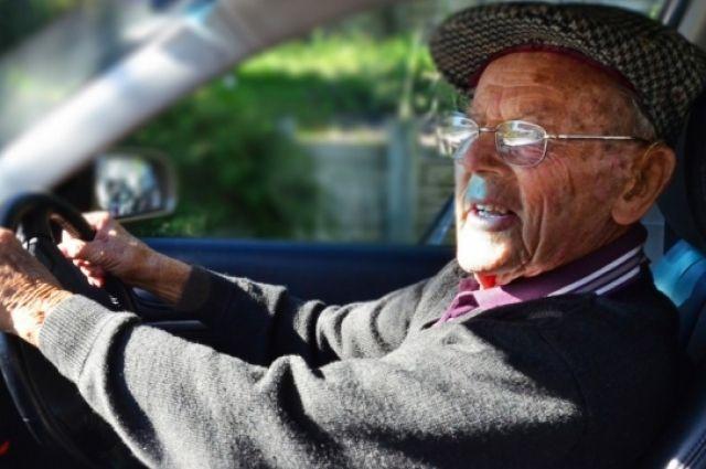 171 ДТП  с участием пожилых водителей случилось с начала года