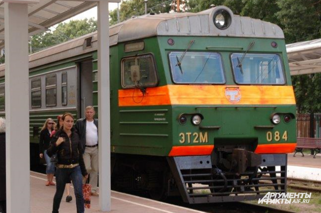В Зеленоградске появится новый железнодорожный остановочный пункт.