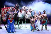 Смотрите шоу «Баронеты» Гии Эрадзе в Екатеринбургском цирке до 2 декабря.