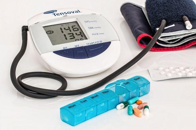 Все желающие смогут измерить артериальное давление, пульс, уровень кислорода в крови.