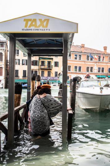 Приостановлена работа водных такси, за исключением отдаленных островов.