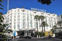 Отель HYATT Hotel Martinez Cannes.